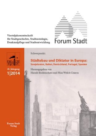 2014-1 Zeitschrift Forum Stadt.indb