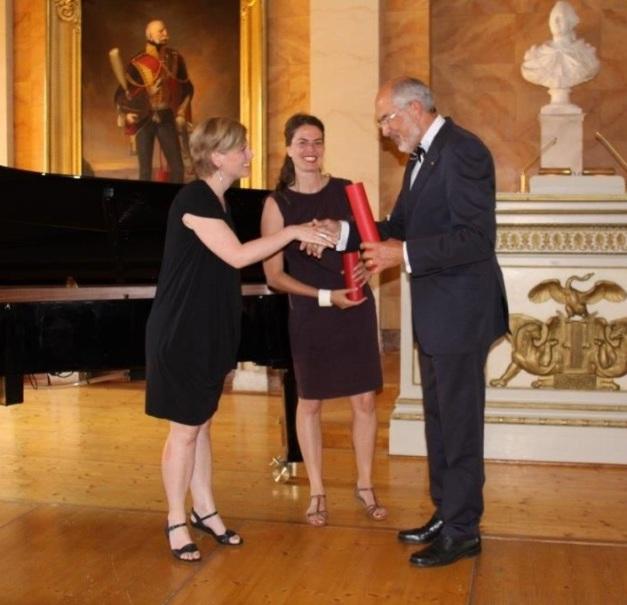 Preisverleihung Hans Janssen Preis